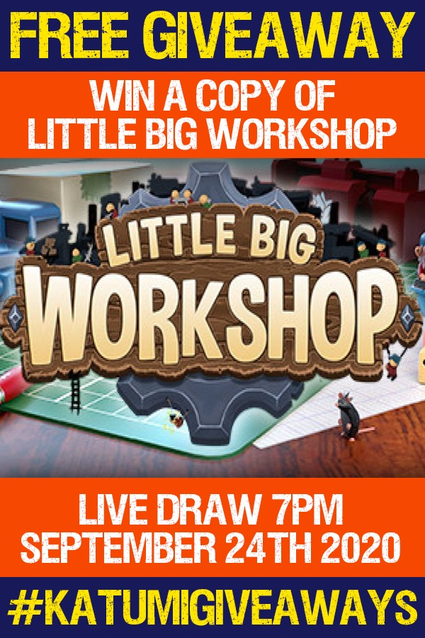 Win Little Big Workshop